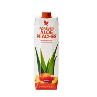 Alavijų ir persikų nektaras