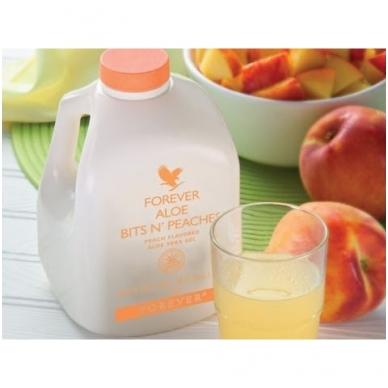 Alavijų ir persikų nektaras 2