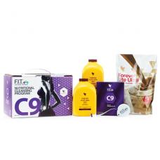 Clean 9 rinkinys su Lite Ultra Chocolate