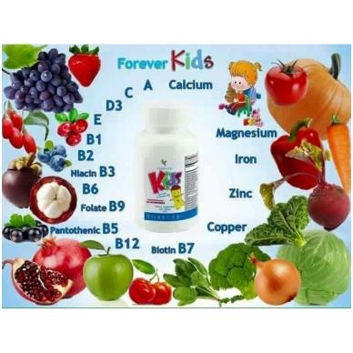 Forever Kids - vitaminai vaikams 2